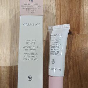 Mary Kay Satin Lips Lip Mask NEW